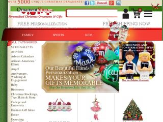 Shop at ornamentshop.com
