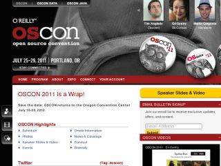 Shop at oscon.com