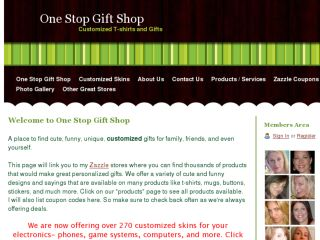 Shop at osgiftshops.com