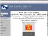 Browse Our Creative Minds Inc