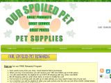 Ourspoiledpet.com Coupon Codes