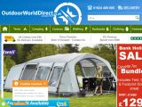 Outdoorworlddirect.co.uk Coupon Codes