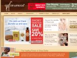 Browse Out Of Africa - Shea Butter
