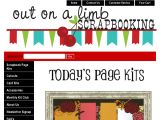 Browse Out On A Limb Scrapbooking