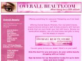 Browse Overallbeauty
