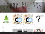 Ozonarecords.storenvy.com Coupons