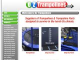 Oztrampolines.com.au Coupons