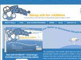 Browse OZzzz's Sleep Aid for Children