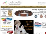 Browse P'etiquette Designer Dog Collars