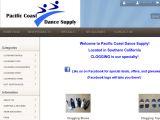 Pacificcoastdancesupply.com Coupons