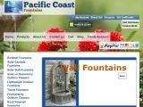 Pacificcoastfountains.com Coupons