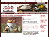 Browse Pacific Cookie Company