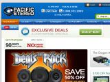 Pacificstereo.com Coupons
