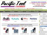 Pacifictoolcompany.com Coupons
