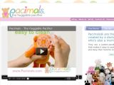 Browse Pacimals- The Huggable Pacifier