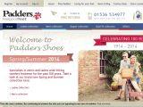 Padders.co.uk Coupons