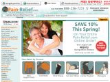 Pain-Relief.com Coupons