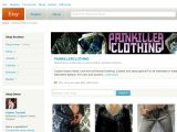 Painkillerclothing.etsy.com Coupons
