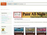 Paintallnightstudios.etsy.com Coupons