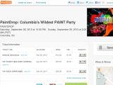 Paintdropsc.eventbrite.com Coupons