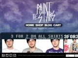 Browse Paint The Stars Clothing