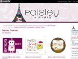 Browse Paisley In Paris
