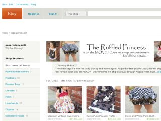 Shop at paperprincess34.etsy.com