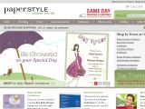 Paperstyle.com Coupon Codes
