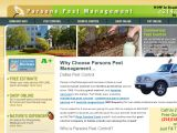 Browse Parsons Pest Control
