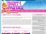Browse Party Pasties