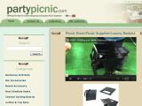 Browse Party Picnic