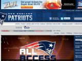 Browse New England Patriots