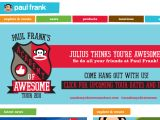Browse Paul Frank - The Official Page