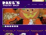 Browse Paul's Pastry Shop