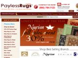 Browse Payless Rugs Company Page