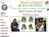 Browse Peach Couture