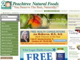 Browse Peachtree Natural Foods