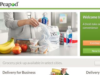 Shop at peapod.com