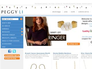 Shop at peggyli.com