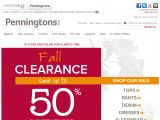 Browse Penningtons