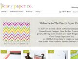 Pennypaperco.com Coupon Codes