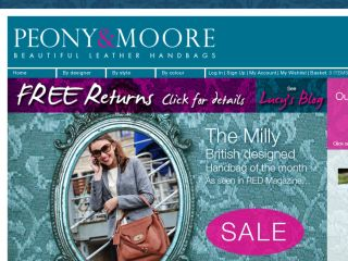 Shop at peonyandmoore.com