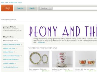 Shop at peonyandthistle.etsy.com