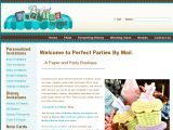 Browse Perfect Parties By Mail