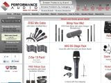 Browse Performance Audio