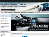 Browse Performance Corvettes
