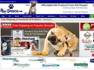 Shop at pet-source.com