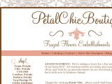 Petalchicboutique.com Coupon Codes