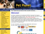 Browse Pet Planet Outfitters