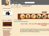 Browse PetProductsByRoyal.com